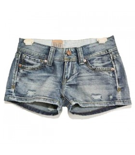 Sexy jeans moda breve