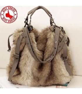 Casual brown bag