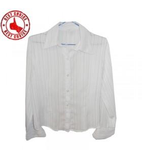Casual camicia in chiffon