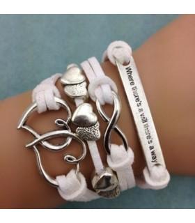Bracelet de perles magnifiques