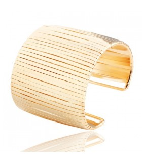 Fashion multilayer punk cuff bracelets