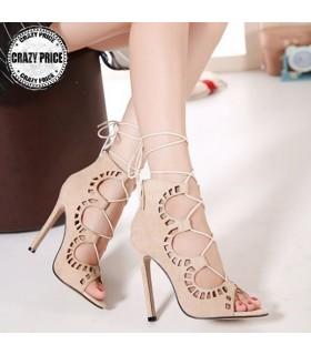 Couleur beige sandales