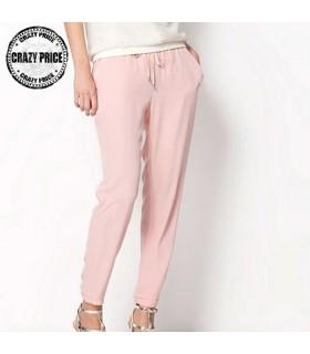 Facile pantalons style brise