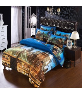 New York Bed sheets