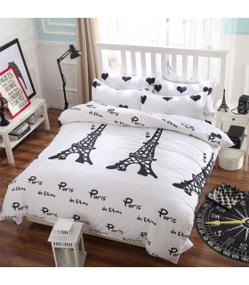 Paris Bed sheets