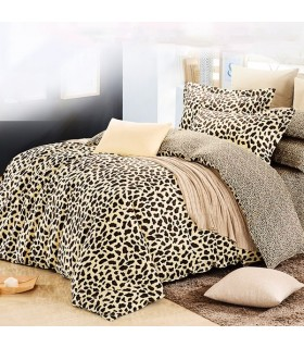 Leopard Bed sheets