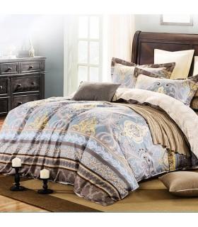 Klassische vintage Bettwäsche