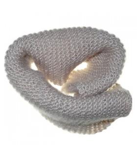 Nice warm fluffy mohair shawl