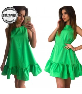 Ruffles Dress Summer