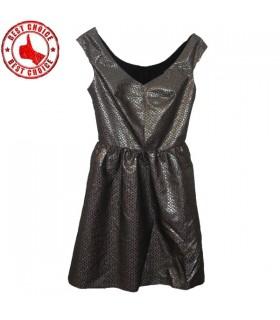 Vintage abito elegante scintillante