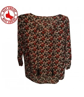 Viscosa bloomed shirt