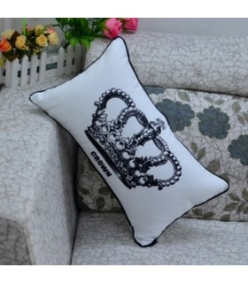 Copertura del cuscino Crown