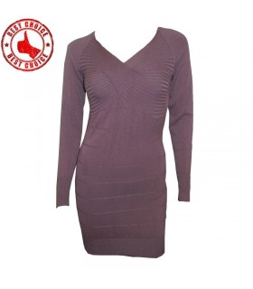 Lavanda knitted dress