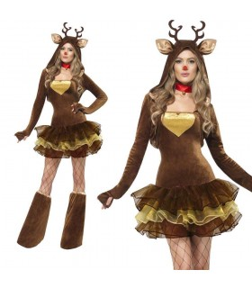 Costume de renne