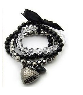 Bracciale perline bella