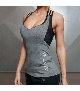 T-shirt d'entraînement sexy