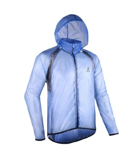 Ultralight windproof raincoat