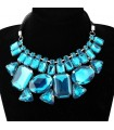 Sparkle fashion necklace