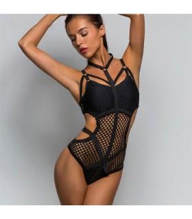 Super sexy schwarzer bikini