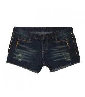 Jeans courts de mode