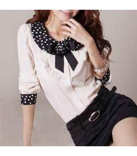 Nouveau style blouse de mode