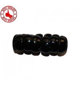 Ematite naturale braccialetto pietra nera