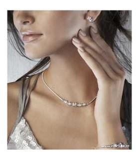 Juwelen Set mit Kristallen
