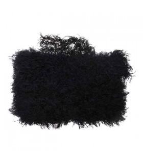 Schwarze fantasievolle Tasche
