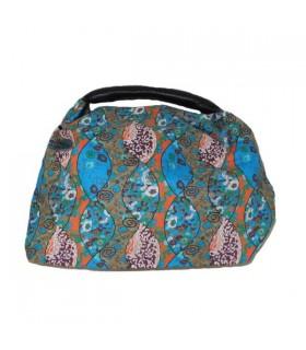 Farbige Handtasche