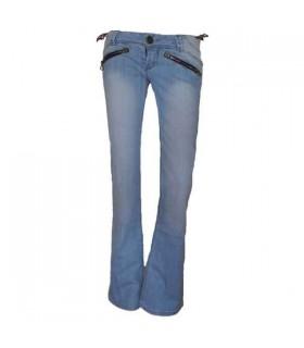 Jeans de mode rétro