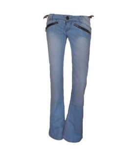 Retro fashion jeans
