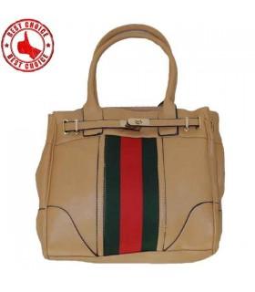 Modische Handtasche im englischen Stil
