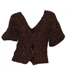 Oro glamour maglione speciale
