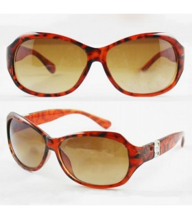 Leoparden Sonnenbrille