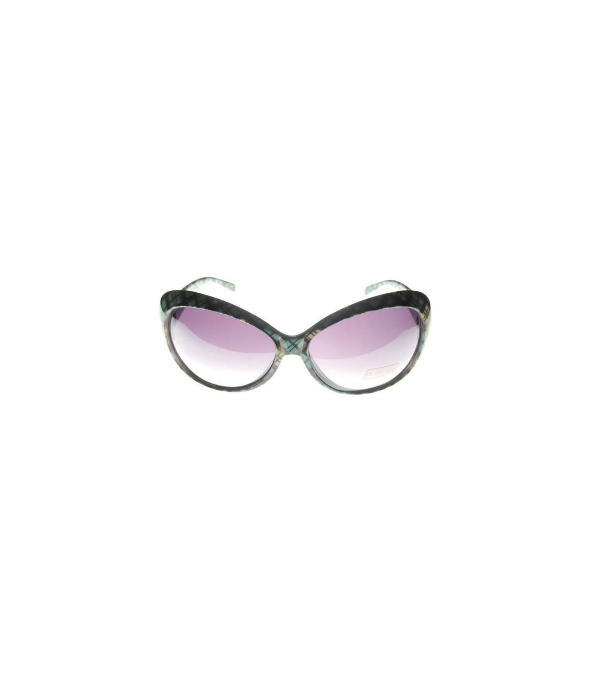 d0658b0c7b Green squares fashion frames sunglasses
