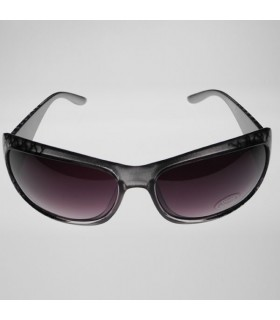 Grey squares fashion frames sunglasses