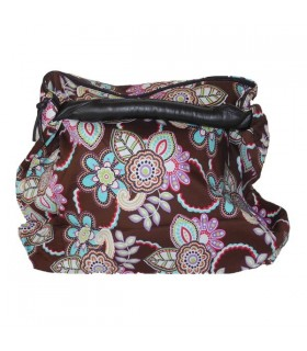 Tribal pattern leisure bag