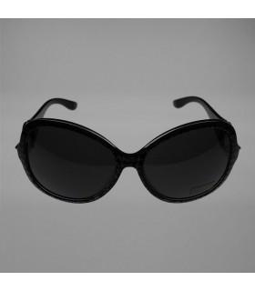 Trames mode lunettes de soleil noires