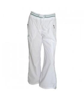 Pantalon sport blanc