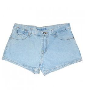 Einfache kurze Jeans