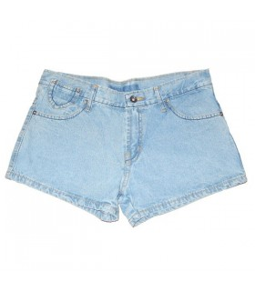 Simples jeans court