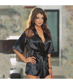 Robe noire sexy
