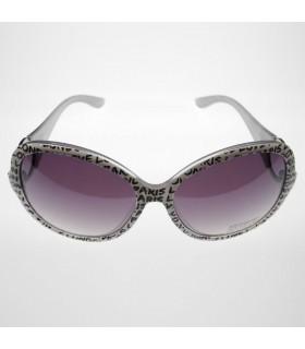Mode grise encadre des lunettes de soleil