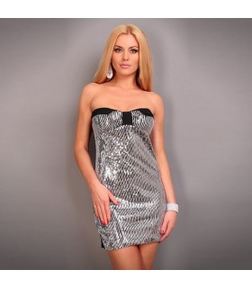 Everything sparkle dress