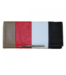 Fashion colors clutch