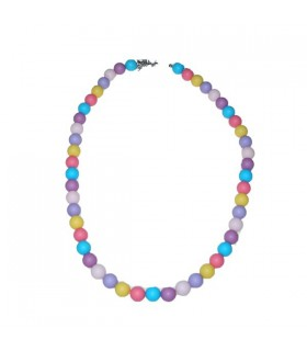 Summer colored beads
