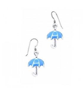 Boucles d'oreilles de parapluie