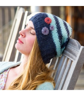 Warm lovely wool hat