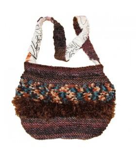 Crochet chunky bag