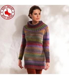 Warmer komfortabler Pullover